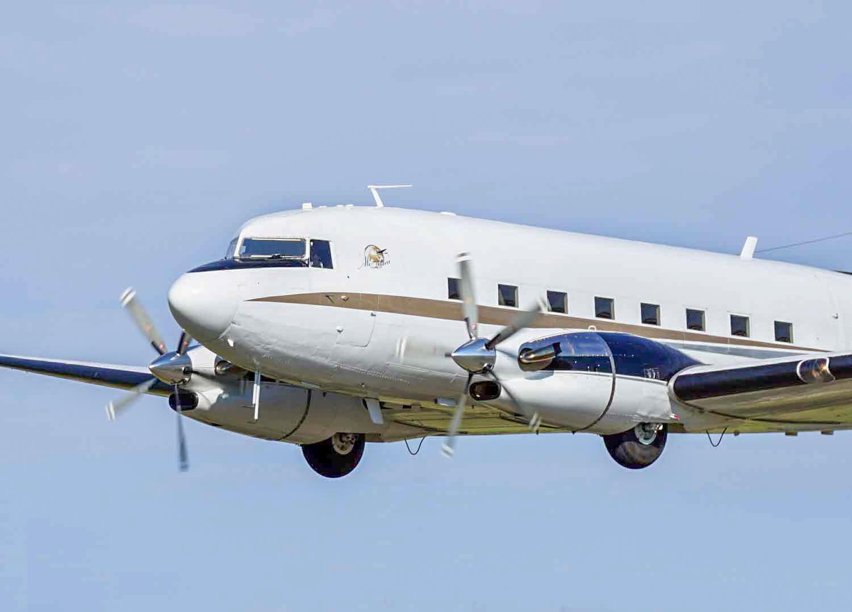Douglas DC-3 Conversion Details - Preferred Turbine-3 on
